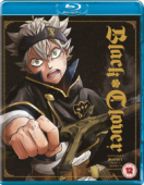 Black Clover: Season 1 - Part 1/5 [Blu-ray+DVD]