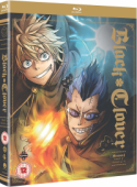 Black Clover: Season 1 - Part 5/5 [Blu-ray]