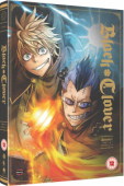 Black Clover: Season 1 - Part 5/5