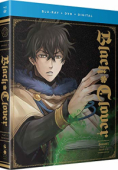 Black Clover: Season 1 - Part 2/5 [Blu-ray+DVD]