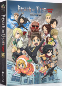 Attack on Titan: Junior High - Complete Series: Limited Edition [Blu-ray+DVD]
