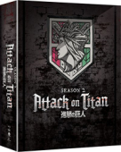 Attack on Titan: Season 2 - Complete Series: Limited Edition [Blu-ray+DVD]