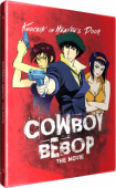 Cowboy Bebop: The Movie - Limited Steelbook Edition [Blu-ray]