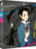 Durarara!!: Season 2 - Box 1/3: Collector's Edition [Blu-ray]