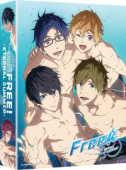 Free! Eternal Summer - Limited Edition [Blu-ray+DVD]