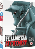 Fullmetal Alchemist - Part 2/2: Collector's Digipack Edition [Blu-ray]