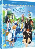 Free! Take Your Marks - The Movie [Blu-ray+DVD]