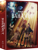 Rage of Bahamut: Genesis - Complete Series: Limited Edition [Blu-ray+DVD]