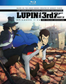 Lupin the 3rd: Part IV - The Italian Adventure - Complete Series (OwS) [Blu-ray]
