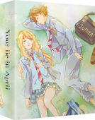 Your Lie in April - Part 1/2: Collector's Edition [Blu-ray] + Artbox