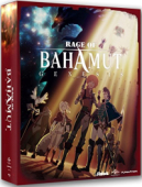 Rage of Bahamut: Genesis - Complete Series: Collector's Edition [Blu-ray]