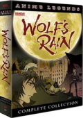 Wolf's Rain - Box 1/2: Anime Legends