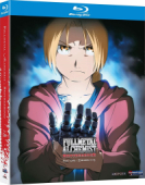 Fullmetal Alchemist: Brotherhood - Part 1/5 [Blu-ray]