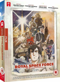 Royal Space Force: The Wings of Honnêamise - Collector's Edition [Blu-ray+DVD]