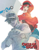 Cells at Work! - Complete Series: Collector's Edition [Blu-ray]