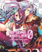 No Game No Life: Zero - Collector's Edition [Blu-ray] + Artbook