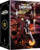 Twin Star Exorcists - Part 1/4: Limited Edition [Blu-ray+DVD] + Artbox