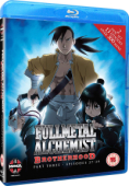 Fullmetal Alchemist: Brotherhood - Part 3/5 [Blu-ray]