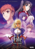 Fate/stay night - Complete Series: Slimline