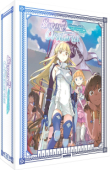 Sword Oratoria: Is It Wrong to Try to Pick Up Girls in a Dungeon? On the Side - Limited Edition [Blu-ray+DVD] + Artbook + 2 CDs
