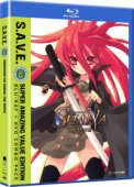Shakugan No Shana: The Movie - S.A.V.E. [Blu-ray+DVD]