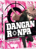 Danganronpa: The Animation - Complete Series: Limited Edition [Blu-ray+DVD]