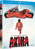 Akira - 25th Anniversary Edition [Blu-ray+DVD]