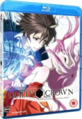 Guilty Crown - Part 1/2 [Blu-ray]