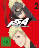 Persona 5: The Animation - Vol.2 [Blu-ray]
