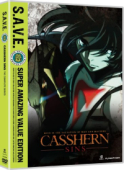 Casshern Sins - Complete Series: S.A.V.E.