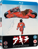 Akira - Collector's Steelbook Edition [Blu-ray+DVD]