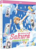 Cardcaptor Sakura: Clear Card - Part 1/2 + OVA [Blu-ray]