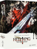 Hellsing Ultimate - Part 2/3: Limited Edition [Blu-ray+DVD]