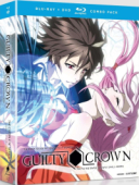 Guilty Crown - Complete Series [Blu-ray+DVD]