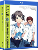 Robotics;Notes - Complete Series: S.A.V.E. [Blu-ray+DVD]