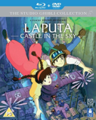 Laputa: Castle in the Sky [Blu-ray+DVD]