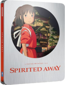 Spirited Away - Limited Steelbook Edition [Blu-ray]