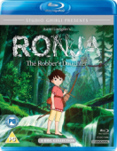 Ronja, the Robber's Daughter - Complete Series [Blu-ray]