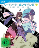 Sword Art Online 2 - Vol.2/4 [Blu-ray]