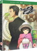 Steins;Gate 0 - Part 1/2 [Blu-ray+DVD]