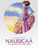 Nausicaä of the Valley of the Wind - Limited Steelbook Edition [Blu-ray+DVD]