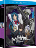 Full Metal Panic!: Anime Classics [Blu-ray+DVD]