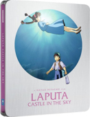 Laputa: Castle in the Sky - Limited Steelbook Edition [Blu-ray]