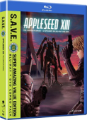 Appleseed XIII - Complete Series: S.A.V.E. [Blu-ray+DVD]