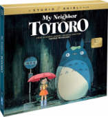 My Neighbor Totoro - 30th Anniversary Edition [Blu-ray] + OST