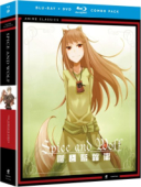 Spice and Wolf: Season 1+2 - Complete Series: Anime Classics [Blu-ray+DVD]