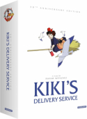 Kiki's Delivery Service - 30th Anniversary Collector's Edition [Blu-ray+DVD] + Artbook