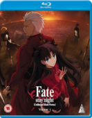 Fate/stay night: Unlimited Blade Works - Vol.1/2 [Blu-ray]