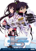 Infinite Stratos: Season 1 + CD