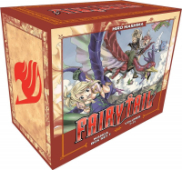 Fairy Tail - Box Set 1 (Vol.01-11)